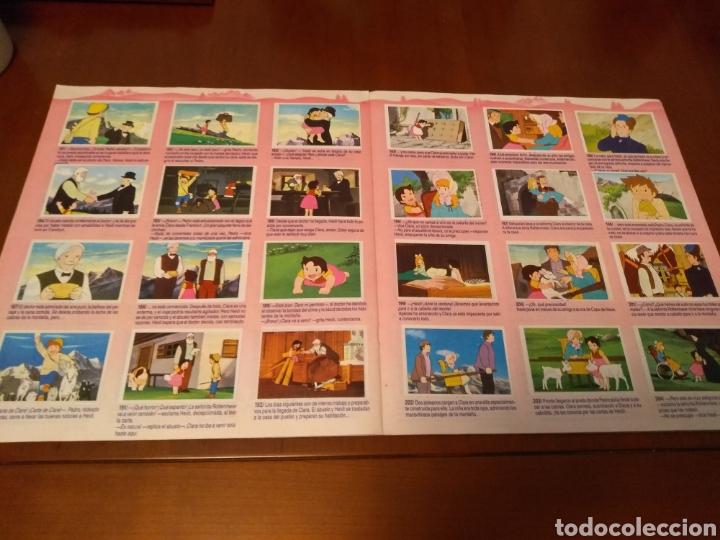 Coleccionismo Álbum: Album completo HEIDI (adhesivos)ediciones esté año 1987 - Foto 11 - 137801380