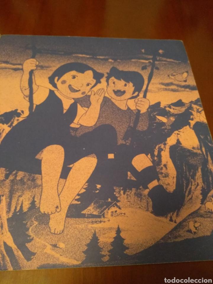 Coleccionismo Álbum: Album completo HEIDI (adhesivos)ediciones esté año 1987 - Foto 14 - 137801380