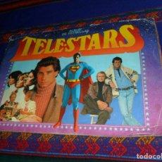 Coleccionismo Álbum: TELE POP COMPLETO 240 CROMOS. EDICIONES ESTE 1980. TELESTARS COMPLETO 209 CROMOS EDICIONES ESTE 1978. Lote 42859766