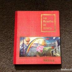 Coleccionismo Álbum: ÁLBUM DE CROMOS COMPLETO (LAS MARAVILLAS DEL UNIVERSO) ED. NESTLÉ, 1955.. Lote 138611678