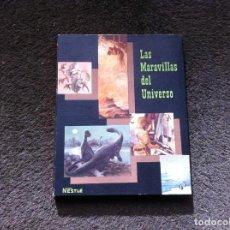 Coleccionismo Álbum: ÁLBUM DE CROMOS COMPLETO (LAS MARAVILLAS DEL UNIVERSO. II VOLUMEN) ED. NESTLÉ, 1957. Lote 138612118