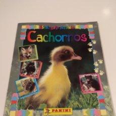 Coleccionismo Álbum: ALBUM DE CROMOS COMPLETO (180CROMOS) BABY ANIMALS DE PANINI. Lote 138821009