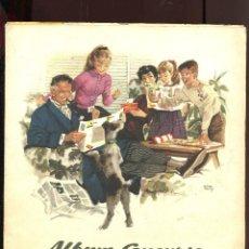 Coleccionismo Álbum: ALBUM NESTLE 1955. COMPLETO 24 CROMOS.. Lote 139187594