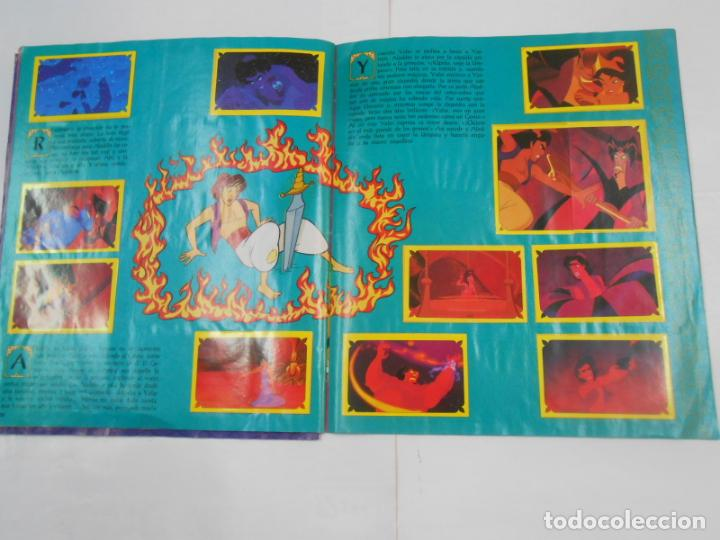 Coleccionismo Álbum: ALBUM DE CROMOS. WALT DISNEY ALADDIN. PANINI. COMPLETO. TDKC19 - Foto 5 - 139270582