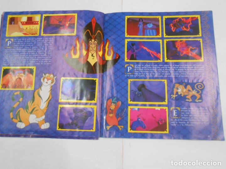 Coleccionismo Álbum: ALBUM DE CROMOS. WALT DISNEY ALADDIN. PANINI. COMPLETO. TDKC19 - Foto 6 - 139270582