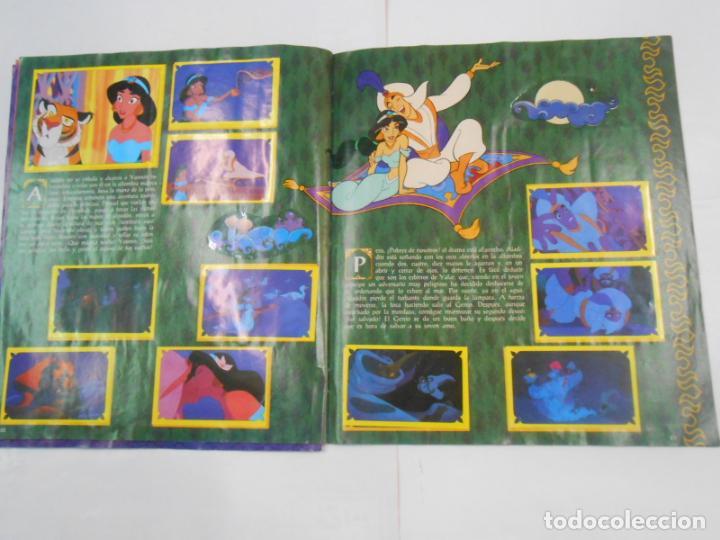 Coleccionismo Álbum: ALBUM DE CROMOS. WALT DISNEY ALADDIN. PANINI. COMPLETO. TDKC19 - Foto 8 - 139270582