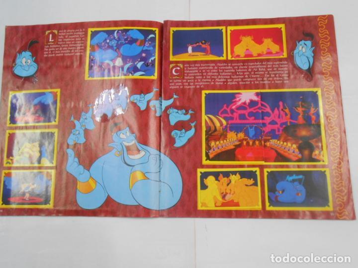 Coleccionismo Álbum: ALBUM DE CROMOS. WALT DISNEY ALADDIN. PANINI. COMPLETO. TDKC19 - Foto 11 - 139270582