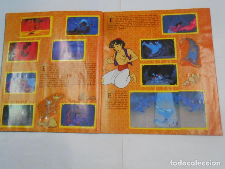 Coleccionismo Álbum: ALBUM DE CROMOS. WALT DISNEY ALADDIN. PANINI. COMPLETO. TDKC19 - Foto 12 - 139270582