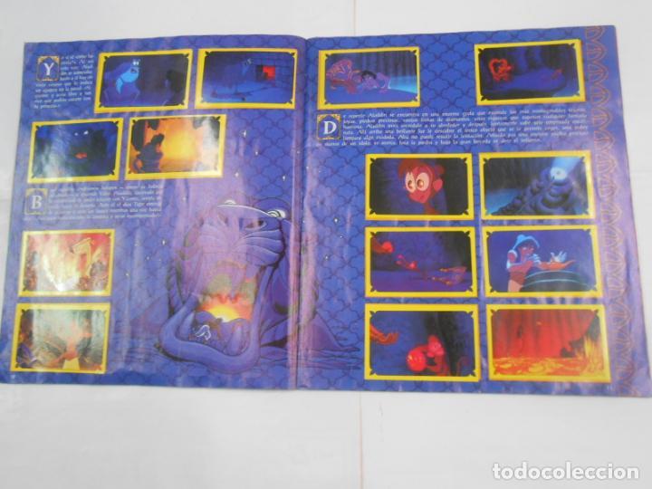 Coleccionismo Álbum: ALBUM DE CROMOS. WALT DISNEY ALADDIN. PANINI. COMPLETO. TDKC19 - Foto 13 - 139270582