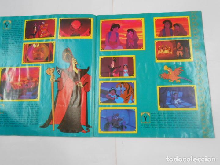Coleccionismo Álbum: ALBUM DE CROMOS. WALT DISNEY ALADDIN. PANINI. COMPLETO. TDKC19 - Foto 14 - 139270582