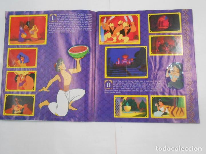 Coleccionismo Álbum: ALBUM DE CROMOS. WALT DISNEY ALADDIN. PANINI. COMPLETO. TDKC19 - Foto 17 - 139270582