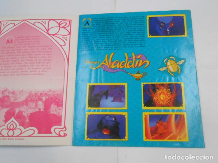 Coleccionismo Álbum: ALBUM DE CROMOS. WALT DISNEY ALADDIN. PANINI. COMPLETO. TDKC19 - Foto 18 - 139270582