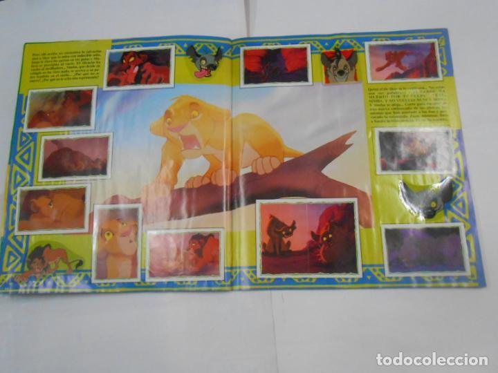 Coleccionismo Álbum: ALBUM DE CROMOS EL REY LEON. DISNEY. PANINI. COMPLETO. TDKC38 - Foto 10 - 139271262