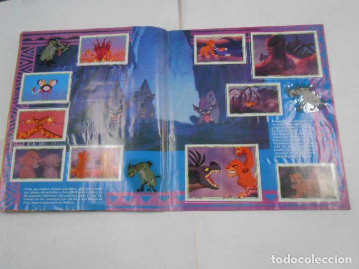 Coleccionismo Álbum: ALBUM DE CROMOS EL REY LEON. DISNEY. PANINI. COMPLETO. TDKC38 - Foto 13 - 139271262