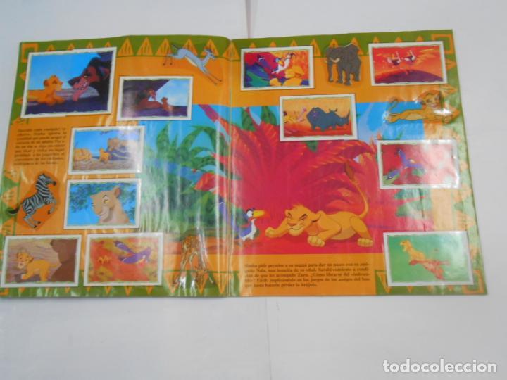 Coleccionismo Álbum: ALBUM DE CROMOS EL REY LEON. DISNEY. PANINI. COMPLETO. TDKC38 - Foto 15 - 139271262