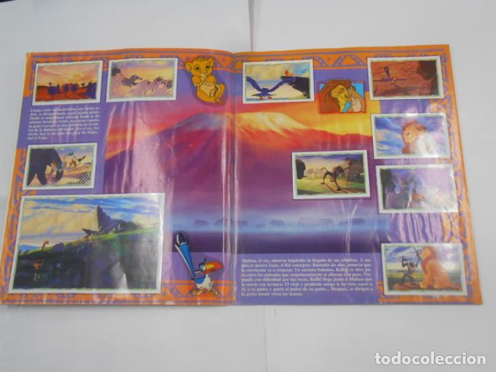 Coleccionismo Álbum: ALBUM DE CROMOS EL REY LEON. DISNEY. PANINI. COMPLETO. TDKC38 - Foto 18 - 139271262