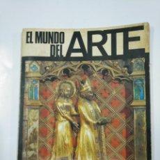 Coleccionismo Álbum: EL MUNDO DEL ARTE. COLECCION COMPLETA. 280 CROMOS. DIFUSORA DE CULTURA S.A. TDKC38. Lote 139403662