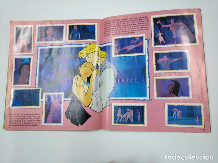 Coleccionismo Álbum: ALBUM DE CROMOS DE POCAHONTAS COMPLETO. - PANINI DISNEY. TDKC38 - Foto 6 - 139416526