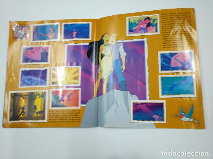Coleccionismo Álbum: ALBUM DE CROMOS DE POCAHONTAS COMPLETO. - PANINI DISNEY. TDKC38 - Foto 8 - 139416526