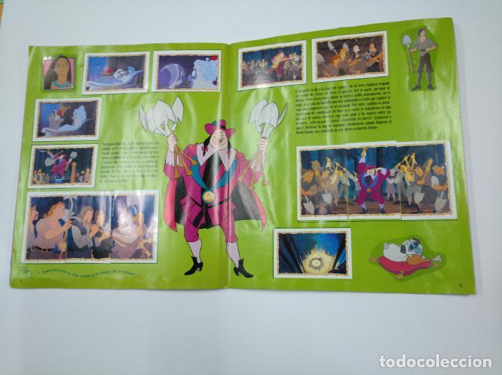 Coleccionismo Álbum: ALBUM DE CROMOS DE POCAHONTAS COMPLETO. - PANINI DISNEY. TDKC38 - Foto 13 - 139416526
