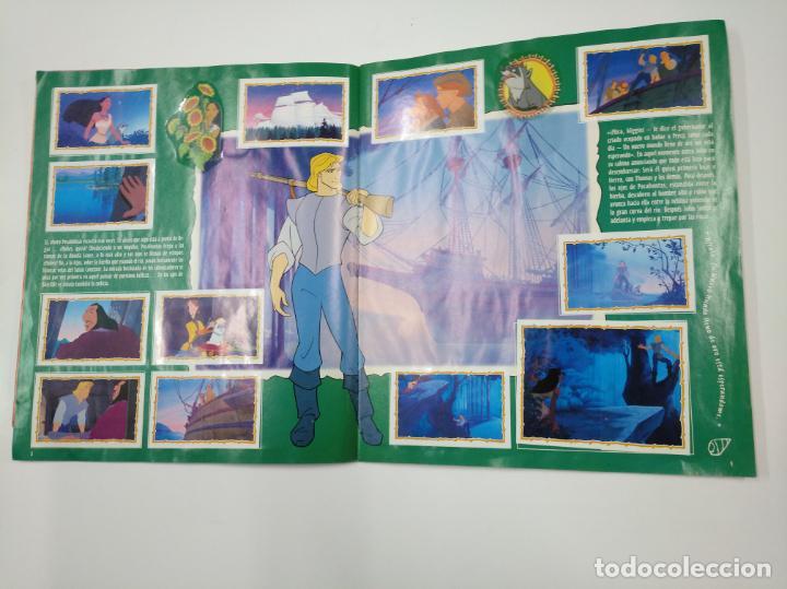 Coleccionismo Álbum: ALBUM DE CROMOS DE POCAHONTAS COMPLETO. - PANINI DISNEY. TDKC38 - Foto 15 - 139416526