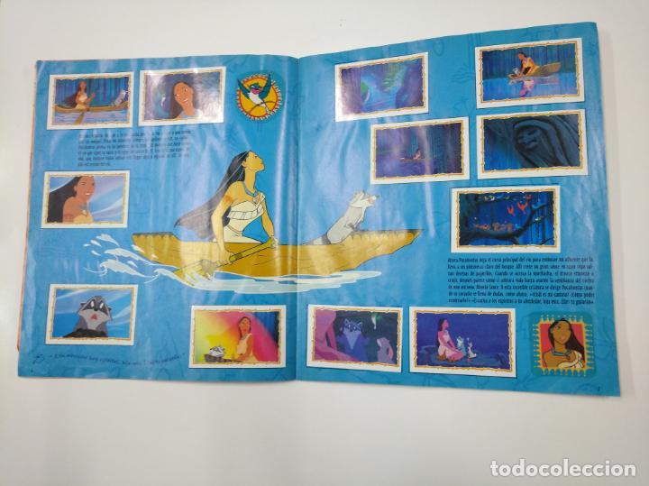 Coleccionismo Álbum: ALBUM DE CROMOS DE POCAHONTAS COMPLETO. - PANINI DISNEY. TDKC38 - Foto 16 - 139416526