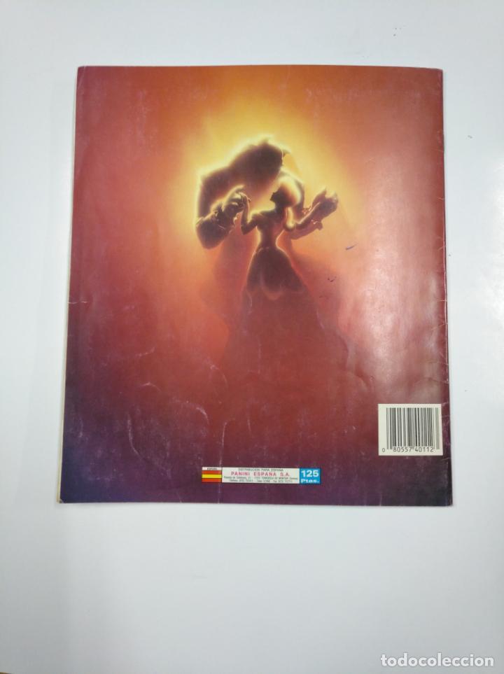 Coleccionismo Álbum: LA BELLA Y LA BESTIA. ALBUM DE CROMOS DISNEY PANINI. COMPLETO. TDKC38 - Foto 2 - 139417114