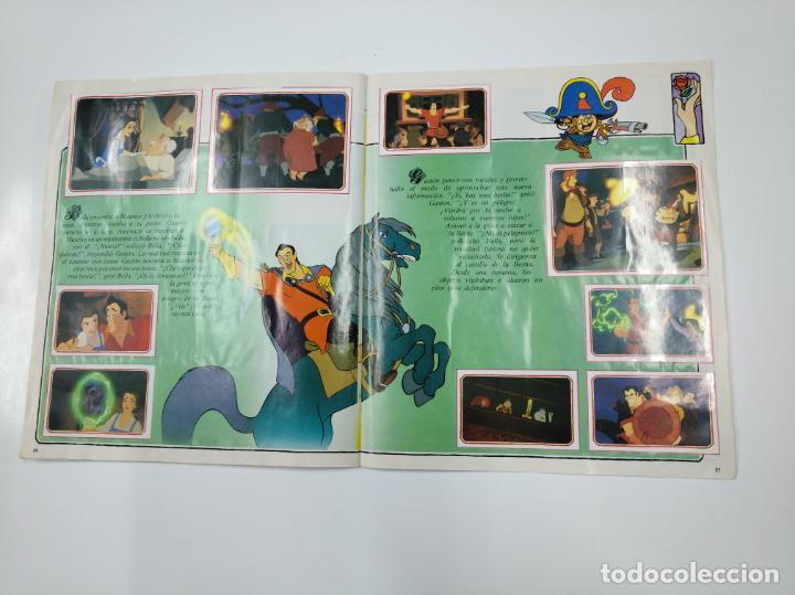 Coleccionismo Álbum: LA BELLA Y LA BESTIA. ALBUM DE CROMOS DISNEY PANINI. COMPLETO. TDKC38 - Foto 6 - 139417114