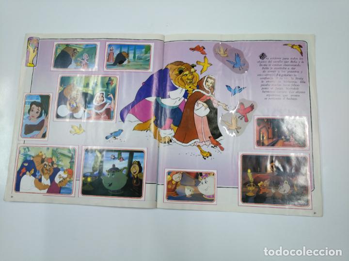Coleccionismo Álbum: LA BELLA Y LA BESTIA. ALBUM DE CROMOS DISNEY PANINI. COMPLETO. TDKC38 - Foto 9 - 139417114
