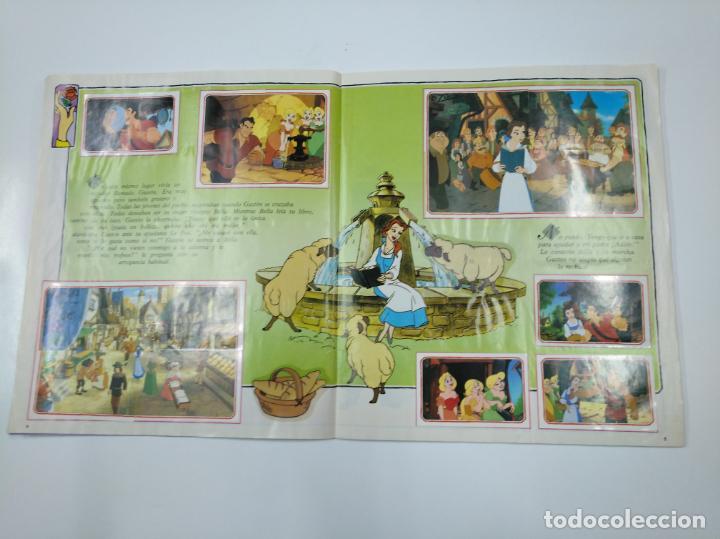 Coleccionismo Álbum: LA BELLA Y LA BESTIA. ALBUM DE CROMOS DISNEY PANINI. COMPLETO. TDKC38 - Foto 17 - 139417114
