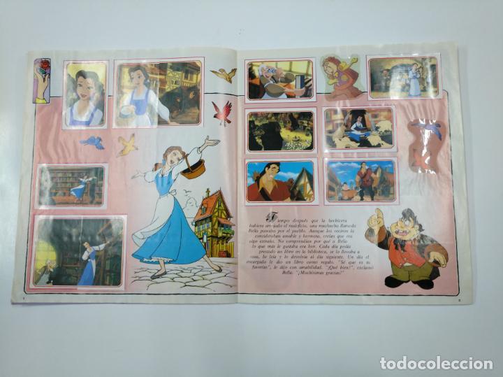 Coleccionismo Álbum: LA BELLA Y LA BESTIA. ALBUM DE CROMOS DISNEY PANINI. COMPLETO. TDKC38 - Foto 18 - 139417114