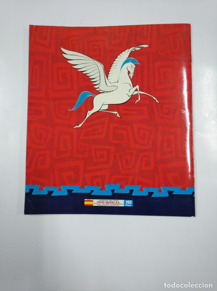Coleccionismo Álbum: ALBUM DE CROMOS HERCULES. PANINI DISNEY. COMPLETO. TDKC38 - Foto 2 - 139417310