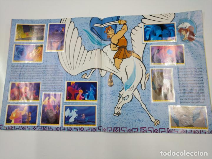 Coleccionismo Álbum: ALBUM DE CROMOS HERCULES. PANINI DISNEY. COMPLETO. TDKC38 - Foto 5 - 139417310