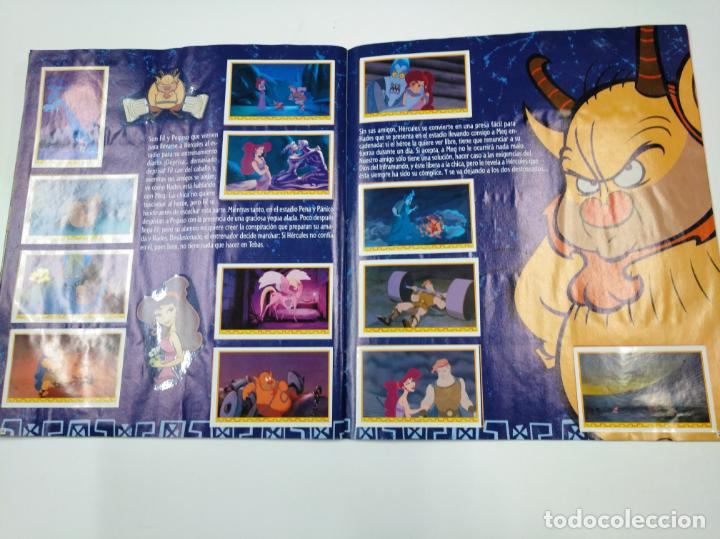 Coleccionismo Álbum: ALBUM DE CROMOS HERCULES. PANINI DISNEY. COMPLETO. TDKC38 - Foto 6 - 139417310