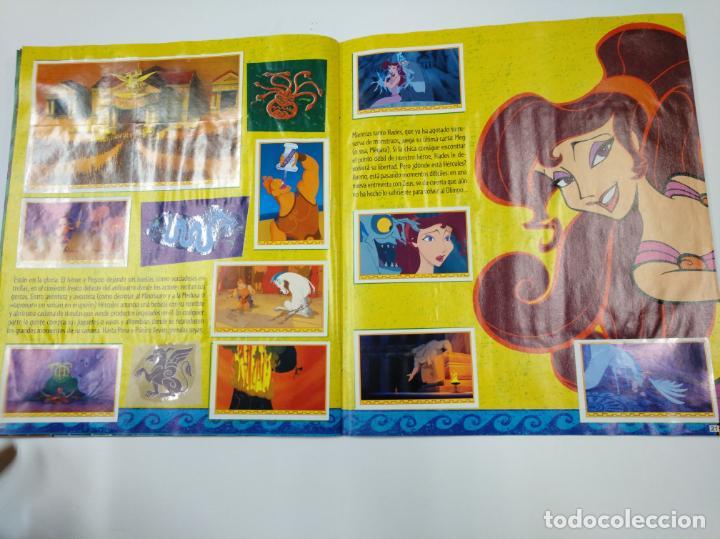 Coleccionismo Álbum: ALBUM DE CROMOS HERCULES. PANINI DISNEY. COMPLETO. TDKC38 - Foto 8 - 139417310