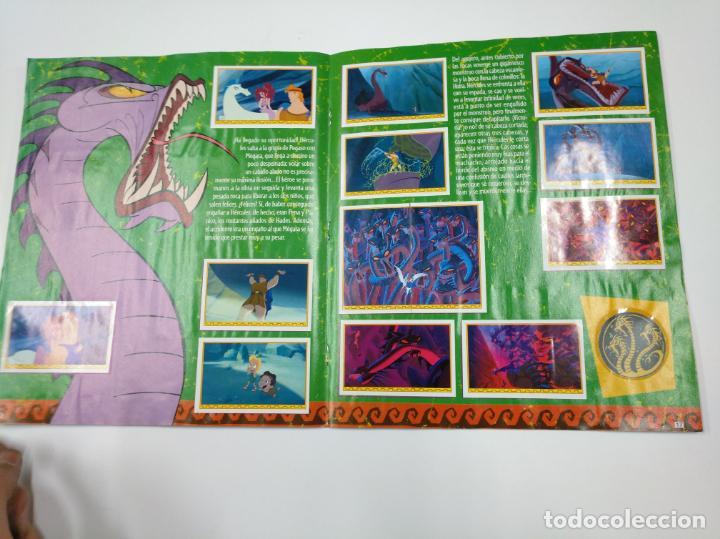 Coleccionismo Álbum: ALBUM DE CROMOS HERCULES. PANINI DISNEY. COMPLETO. TDKC38 - Foto 10 - 139417310