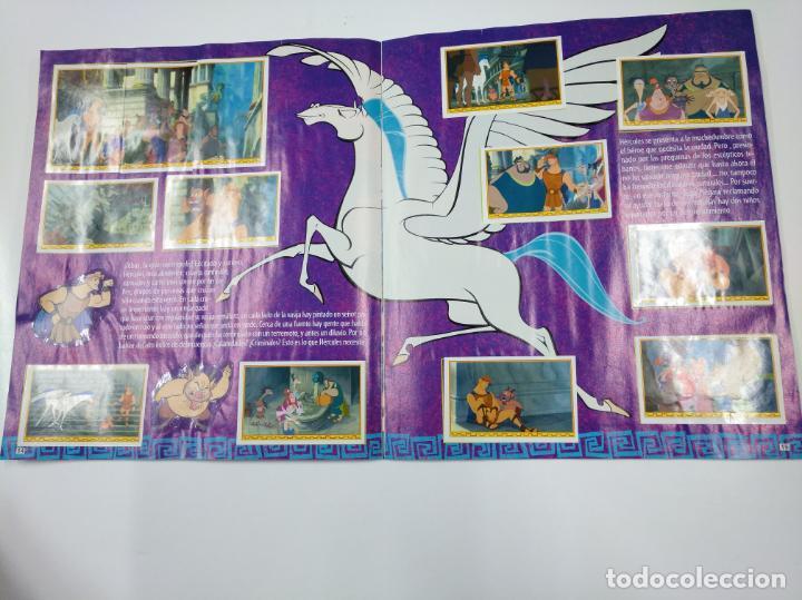 Coleccionismo Álbum: ALBUM DE CROMOS HERCULES. PANINI DISNEY. COMPLETO. TDKC38 - Foto 11 - 139417310