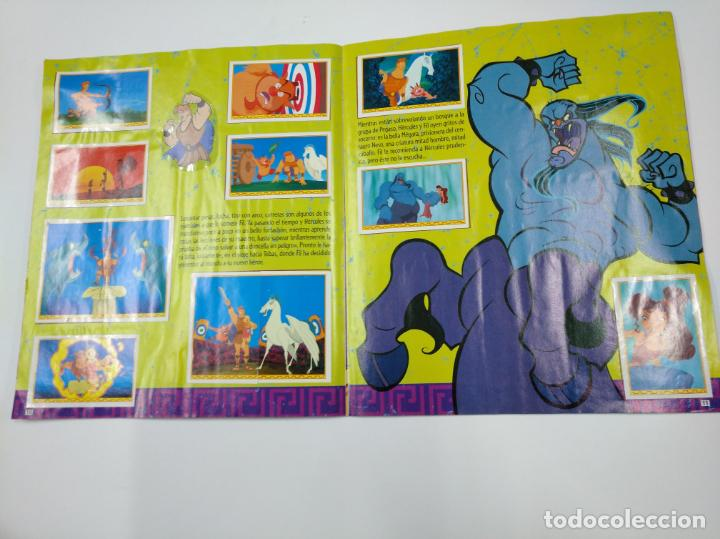 Coleccionismo Álbum: ALBUM DE CROMOS HERCULES. PANINI DISNEY. COMPLETO. TDKC38 - Foto 13 - 139417310