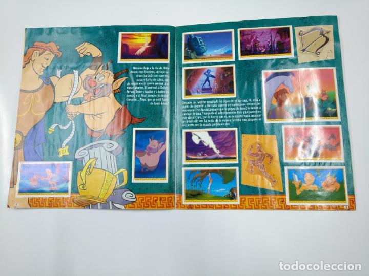 Coleccionismo Álbum: ALBUM DE CROMOS HERCULES. PANINI DISNEY. COMPLETO. TDKC38 - Foto 14 - 139417310