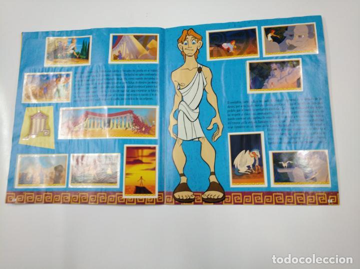 Coleccionismo Álbum: ALBUM DE CROMOS HERCULES. PANINI DISNEY. COMPLETO. TDKC38 - Foto 15 - 139417310