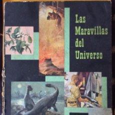 Coleccionismo Álbum: LAS MARAVILLAS DEL UNIVERSO II VOLUMEN LIBRO ALBUM DE CROMOS COMPLETO NESTLE 1957. Lote 139675790