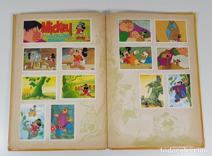 Coleccionismo Álbum: ALBUM DE CROMOS COMPLETO. EL MARAVILLOSO MUNDO DE WALT DISNEY. ESPAÑA. 1985 - Foto 9 - 139946454