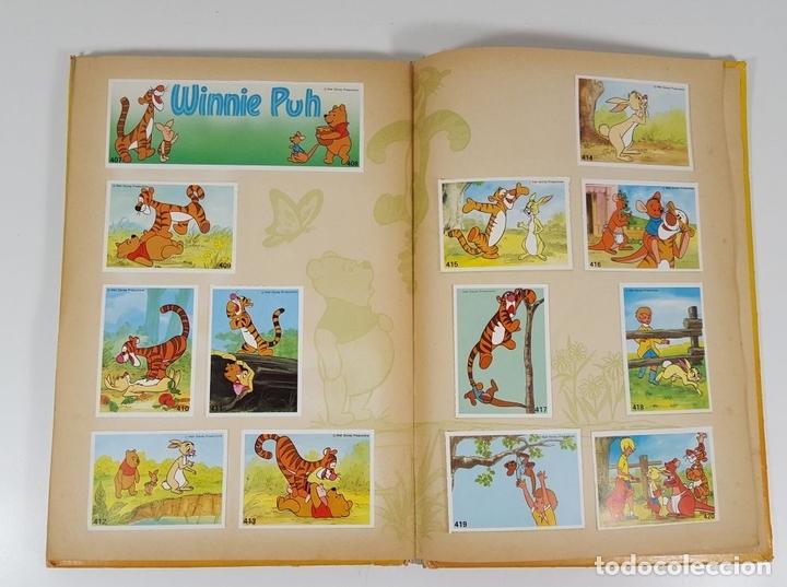 Coleccionismo Álbum: ALBUM DE CROMOS COMPLETO. EL MARAVILLOSO MUNDO DE WALT DISNEY. ESPAÑA. 1985 - Foto 10 - 139946454