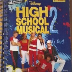 Coleccionismo Álbum: HIGH SCHOOL MUSICAL 2. Lote 139990330
