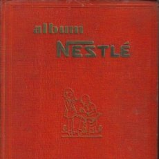 Coleccionismo Álbum: ALBUM NESTLÉ. TOMO I. - ALBUM DE CROMOS COMPLETO.. Lote 140126057