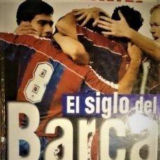 Coleccionismo Álbum: EL SIGLO DEL BARÇA. Lote 140143542
