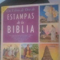 Coleccionismo Álbum: ESTAMPAS DE LA BIBLIA. Lote 140143762
