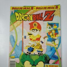 Coleccionismo Álbum: ÁLBUM DE CROMOS BOLA DE DRAC Z. - DRAGON BALL Z. BOLA DE DRAGON Z. PANINI EN CATALÁN COMPLETO TDKC38. Lote 140225558