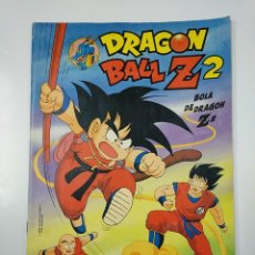 Coleccionismo Álbum: ALBUM DE CROMOS DRAGON BALL Z 2. BOLA DE DRAGON. PANINI. COMPLETO. TDKC38. Lote 140226106