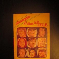 Coleccionismo Álbum: ALBUM DE LA TELE PRONTO. Lote 140351678
